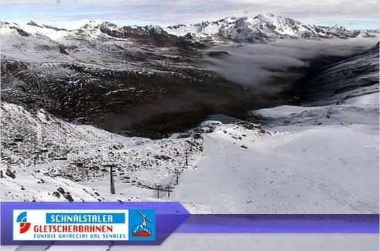 Val Senales, webcam Ottobre 2015 - © Funivie Ghiacciai Val Senales (webcam)