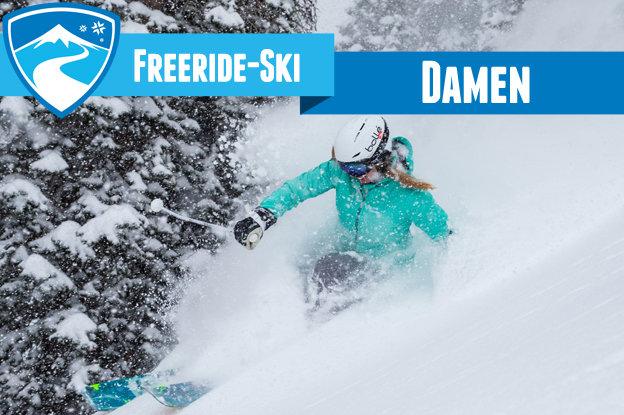 Freeride-Ski-Test in Utah - © Liam Doran   Skiinfo   OnTheSnow