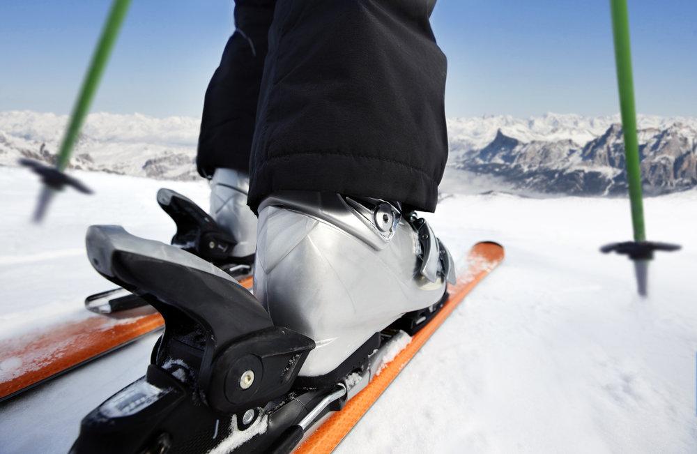 Pri výbere správnych lyží sa poraďte s profesionálom. - © Mickael Damkier - Fotolia.com