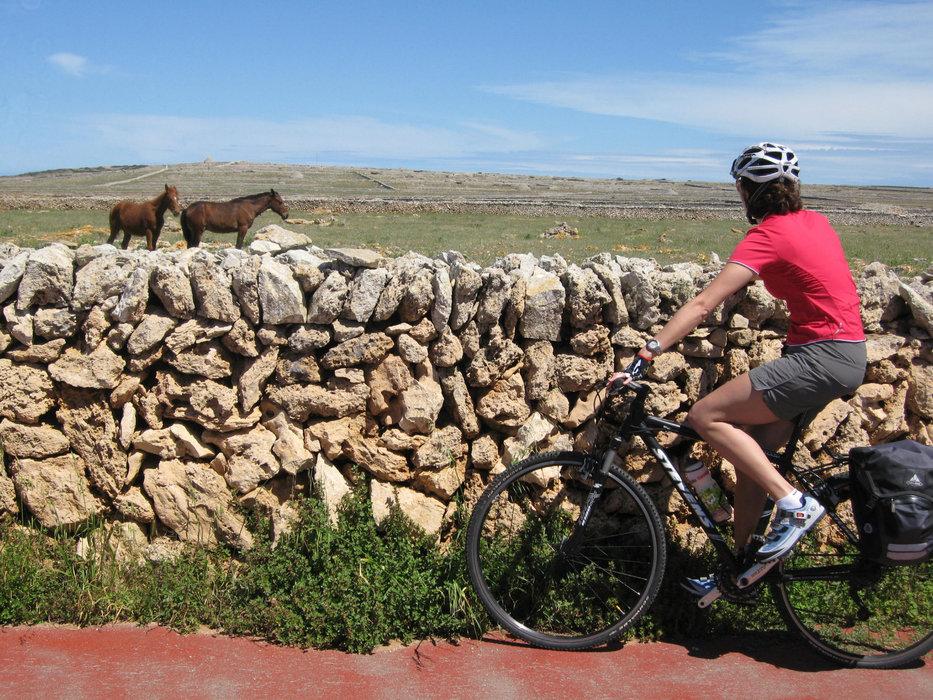 Trockenmauern auf Menorca - © Armin Herb
