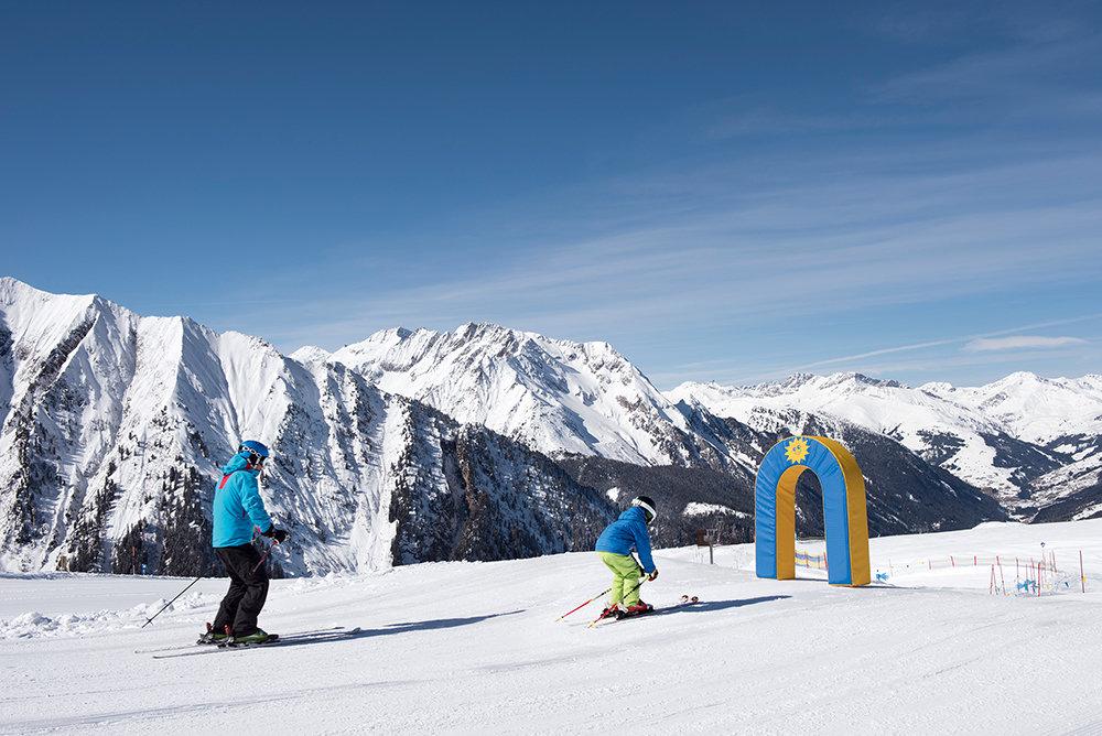 Die Ahorn Funslope - © Mayrhofner Bergbahnen AG