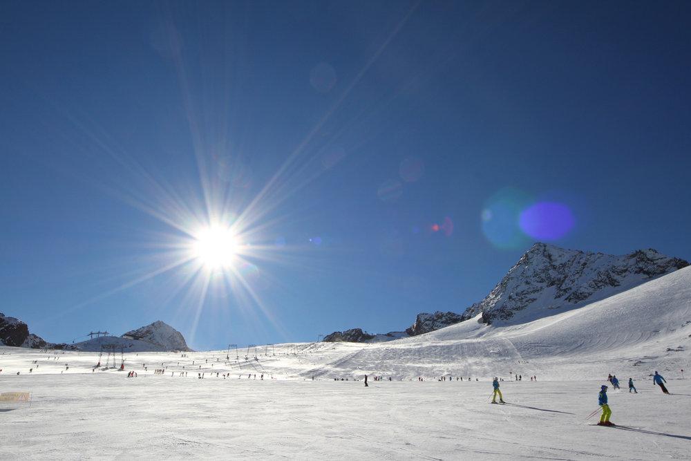 Szerokie trasy na Daunferner - © Skiinfo