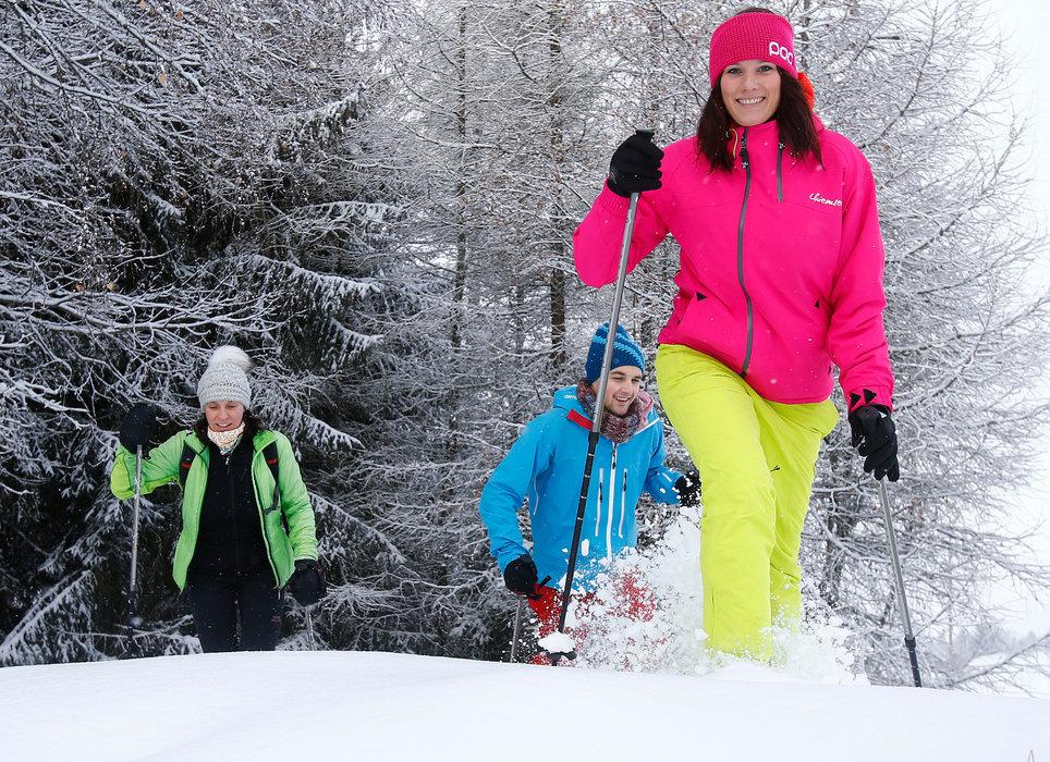Schneeschuhwandern am Glungezer - © Tourismusverband Region Hall-Wattens