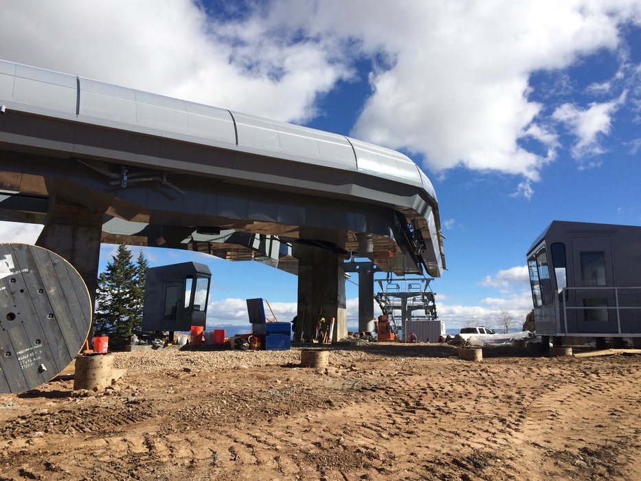 Quicksilver Gondola at Park City - © Park City/Vail Resorts
