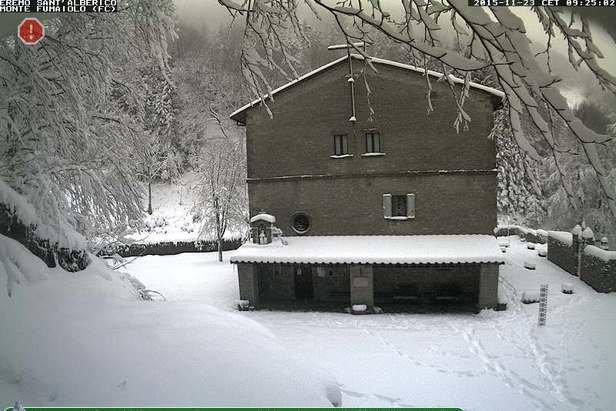 Monte Fumaiolo - © Monte Fumaiolo webcam