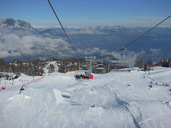 Monte Bondone - © Trento Funivie Spa