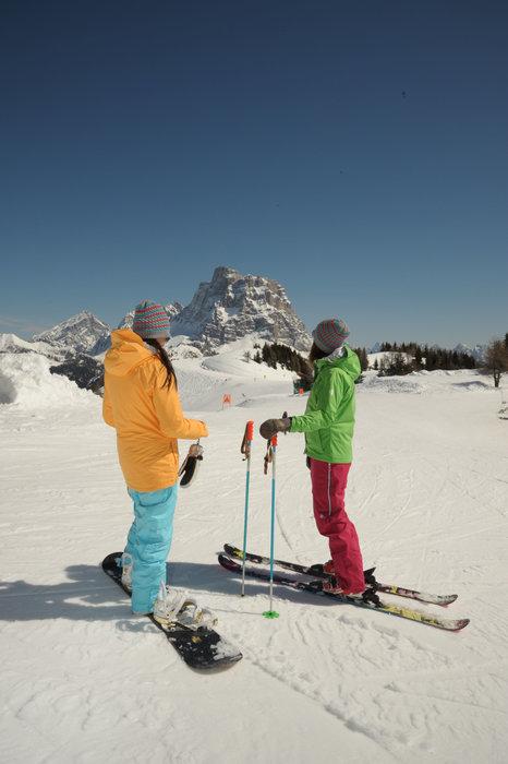 Comprensorio Ski Civetta - © www.skicivetta.com