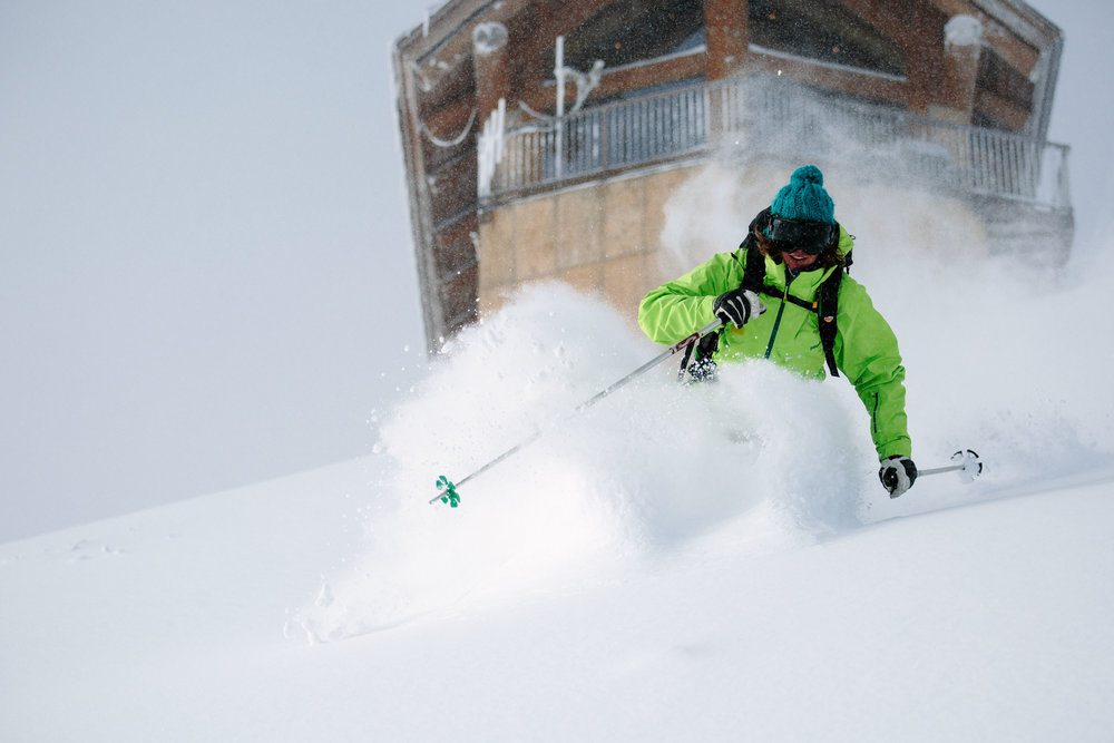 Wolf Creek closes the month of November with the monthly snow total of 84 inches of powder. - © Jason Lombard, courtesy of Wolf Creek Ski Area