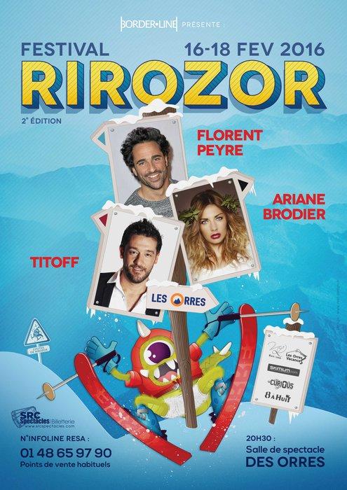 RIROZOR#2 - © Office de tourisme des Orres