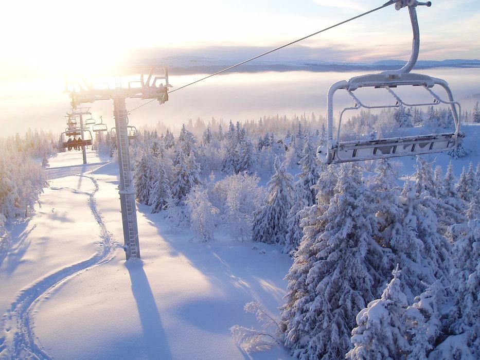 Kvitfjell in Norwegen - © Kvitfjell