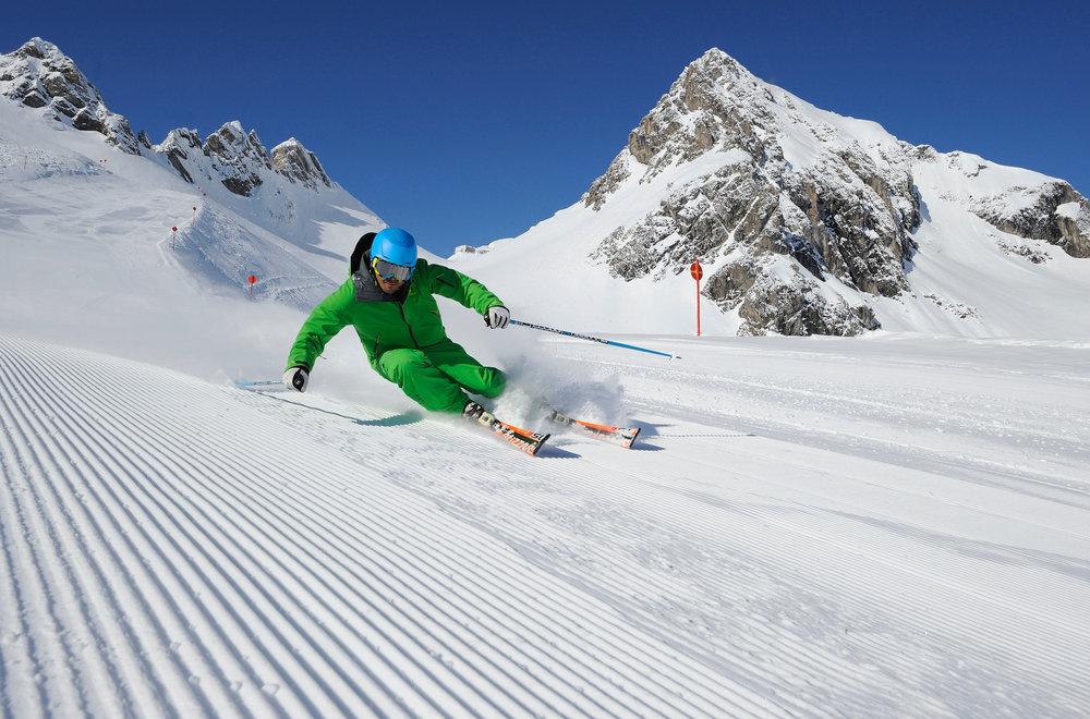 St. Anton Arlberg - © TVB St. Anton / Josef Mallaun