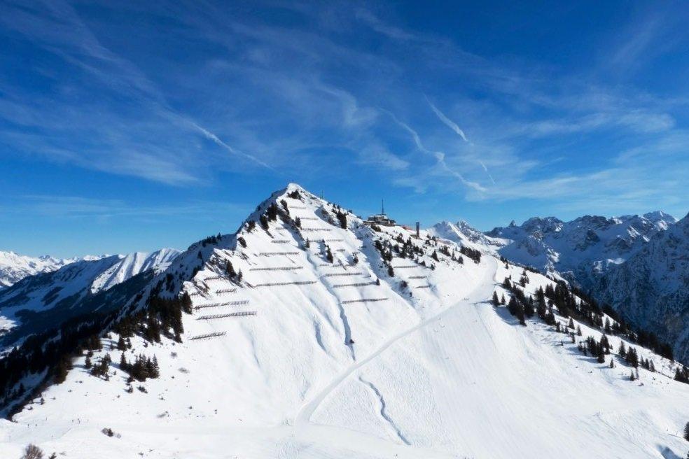 Auch zum Walmendinger Horn ist´s aus Oberstdorf nicht weit - © 2015 DAS HÖCHSTE - Bergbahnen Oberstdorf/Kleinwalsertal