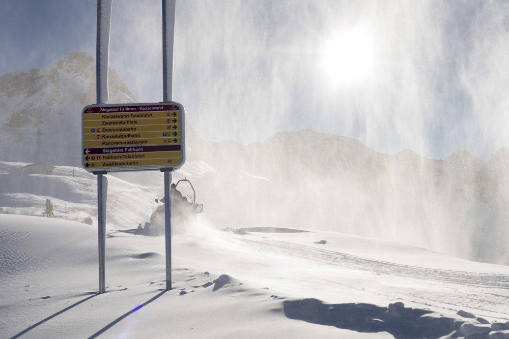 Große Pistenauswahl im Skigebiet Fellhorn/Kanzelwand - © 2015 DAS HÖCHSTE - Bergbahnen Oberstdorf/Kleinwalsertal