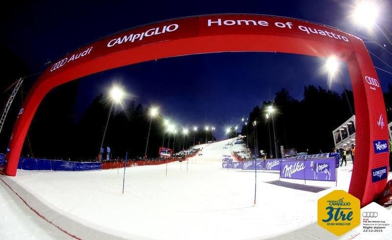 3Tre Madonna di Campiglio - Audi FIS Ski World Cup - © 3Tre Madonna di Campiglio - Audi FIS Ski World Cup Facebook