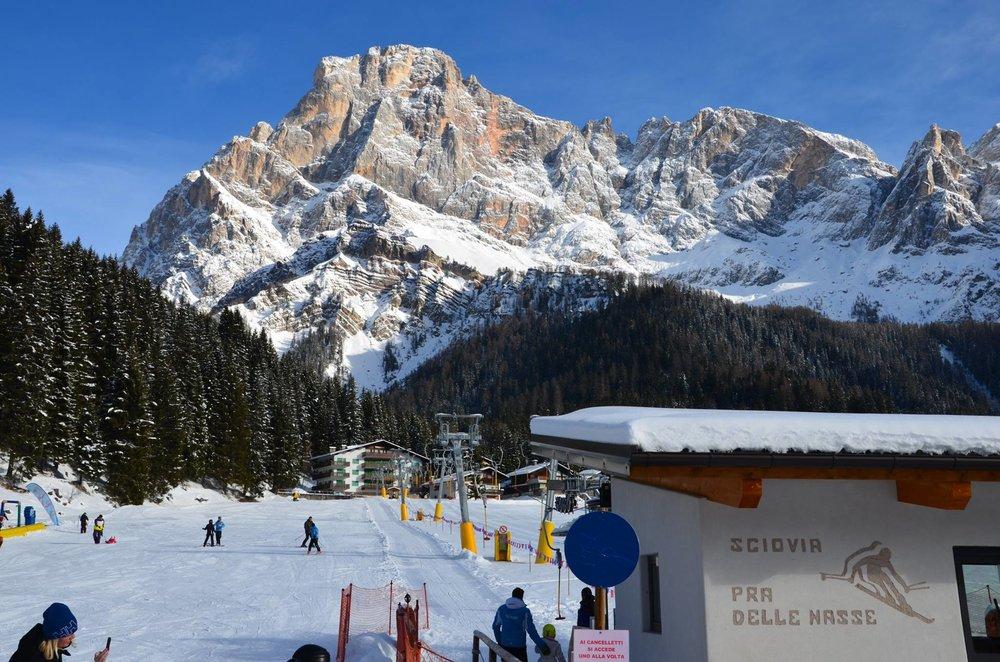 San Martino di Castrozza 15.12.15 - © Ski Area San Martino di Castrozza Passo Rolle - Facebook