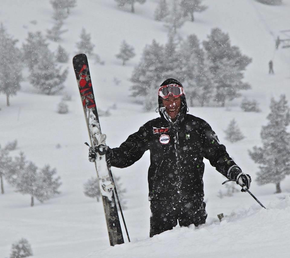 Les premières grosses chutes de neige de la saison sont annoncées pour ce week-end !