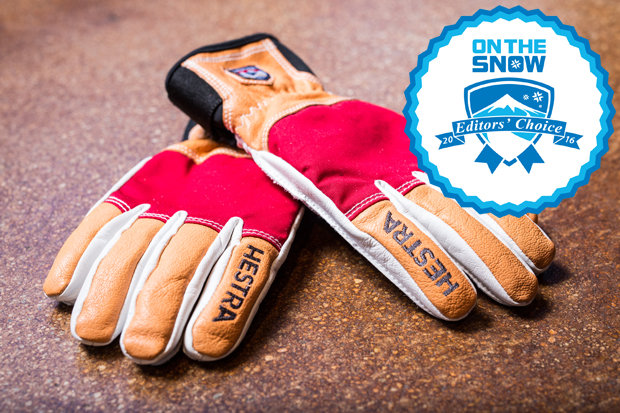 2016 women's glove Editors' Choice: Hestra Alpine Pro Glove - © Liam Doran