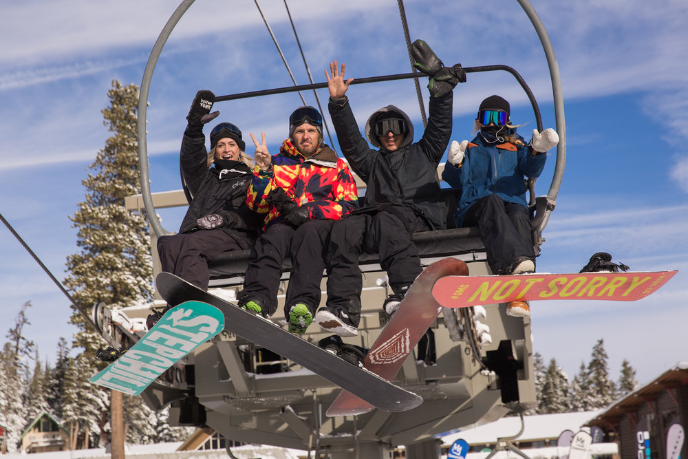 Mammoth Mountain opened for 2015 in early November. - © Peter Morning/Mammoth Mountain