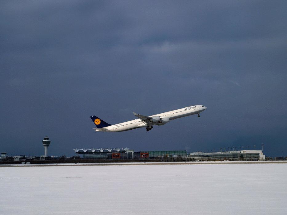 Lotnisko Monachium bramą do alpejskich ośrodków narciarskich - © Lufthansa