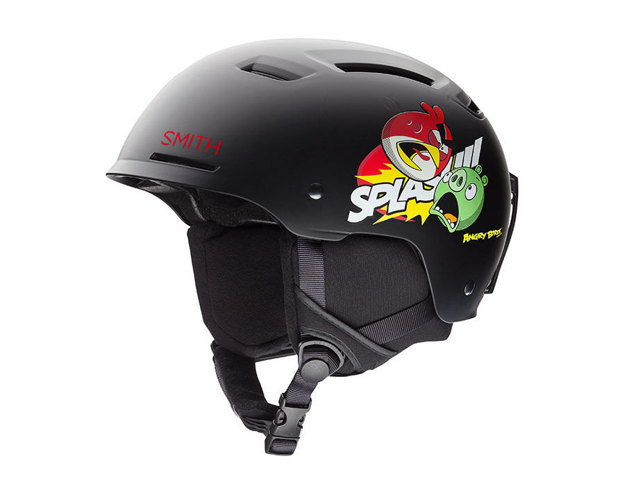 Smith Pivot Jr. helmet: $120 Designed for durability, the all-new Pivot Jr. helmet is a must have for all kids. Using a proprietary Bombshell PLUS construction and a multi-impact EPP liner, this helmet is built to withstand whatever the mountain throws your way.