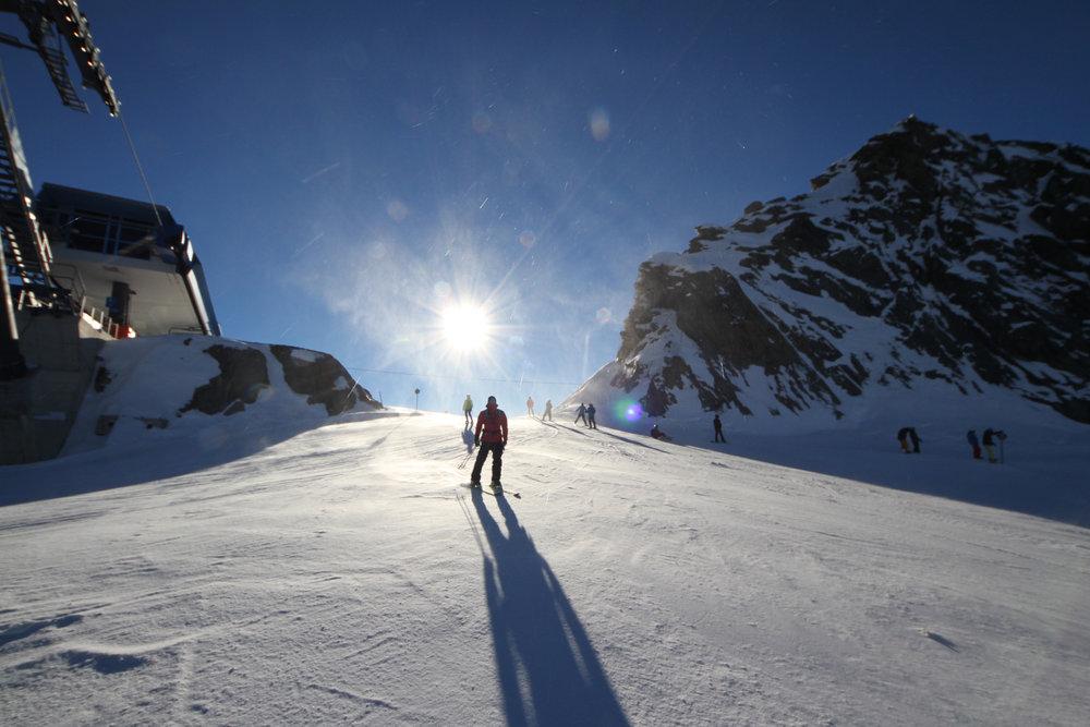 Bergstation Eisjochbahn - © Skiinfo