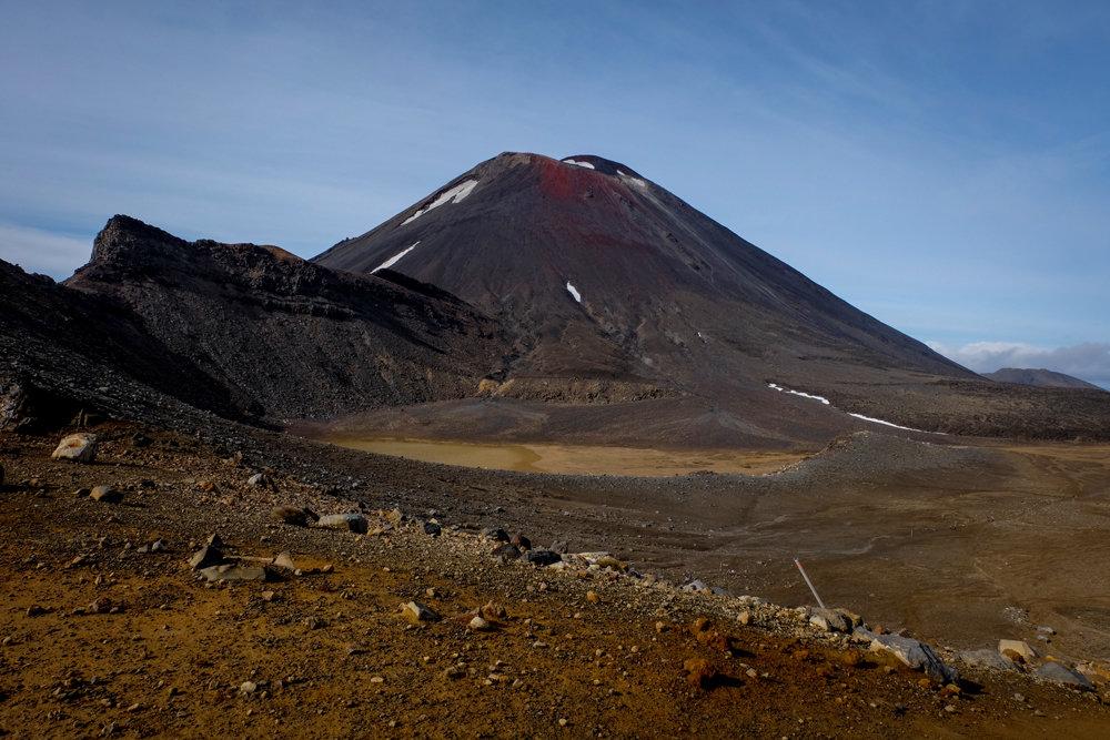 Tongariro - © Julia Mohr