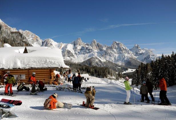 dolomiti-ski-smart - © San Martino di Castrozza - Passo Rolle