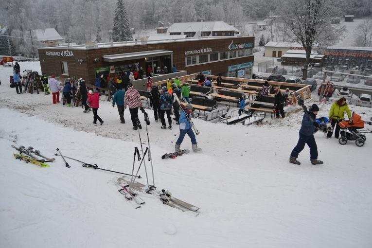 Ski Arena Karlov 2.1.2016 - © Ski Arena Karlov 2.1.2016
