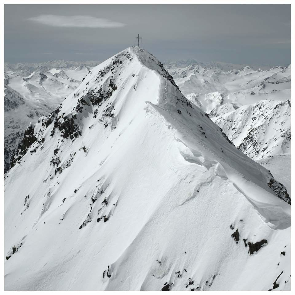 Die Wildspitze im Ötztal - ein beruhigender Anblick - © Philipp Horak, Ötztal Tourismus