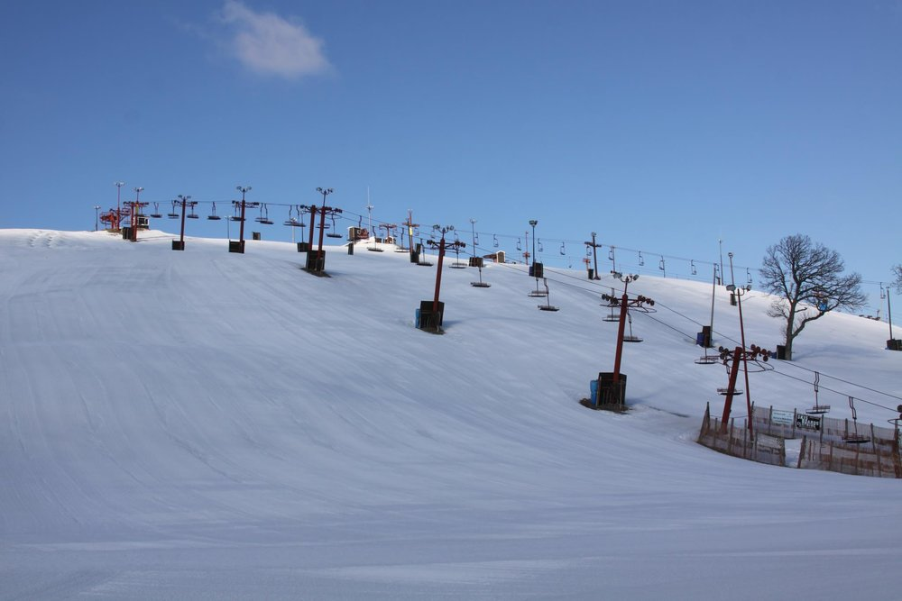 Wilmot Mountain is now part of the Vail Resorts family. - ©Wilmot Mountain