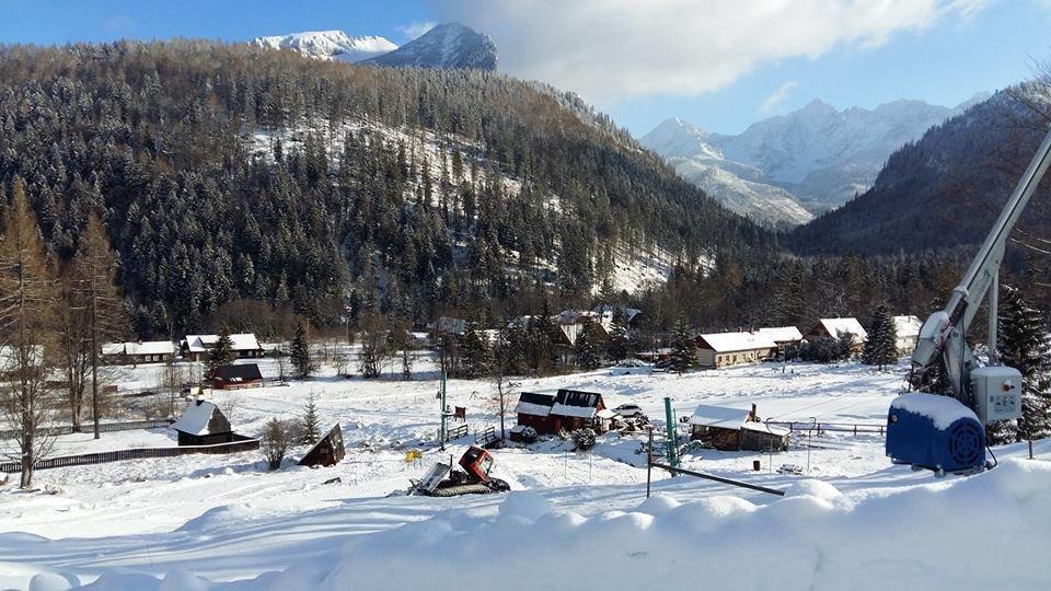 Ski Tatranská Javorina - © Facebook Ski Tatranská Javorina