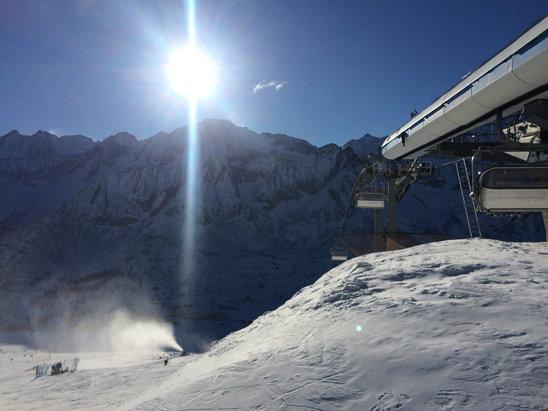 Pontedilegno - Tonale, Adamello Ski - © App Skiinfo Neve & Sci