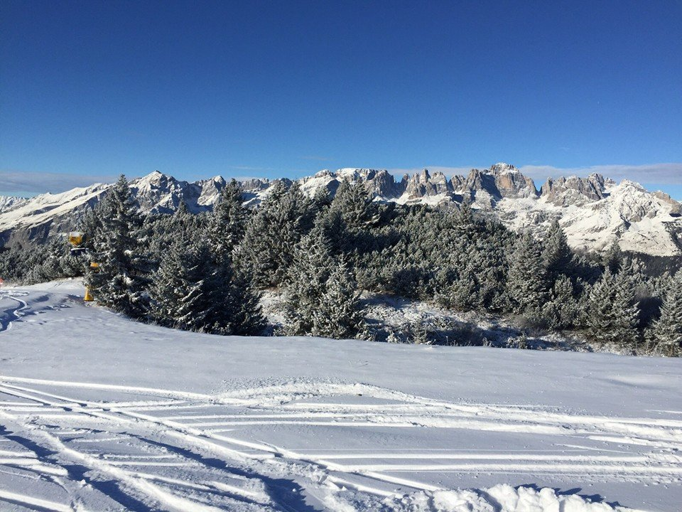 Andalo, Fai della Paganella 03.01.2016 - © Paganella Ski Facebook - Ph. Roberto Mittestainer