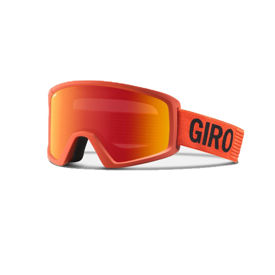 Giro Blok Goggle: $90 Retro design and Expansion View Technology make the Blok goggle both good to look at and look through. Available in a variety of colorways and lens options.