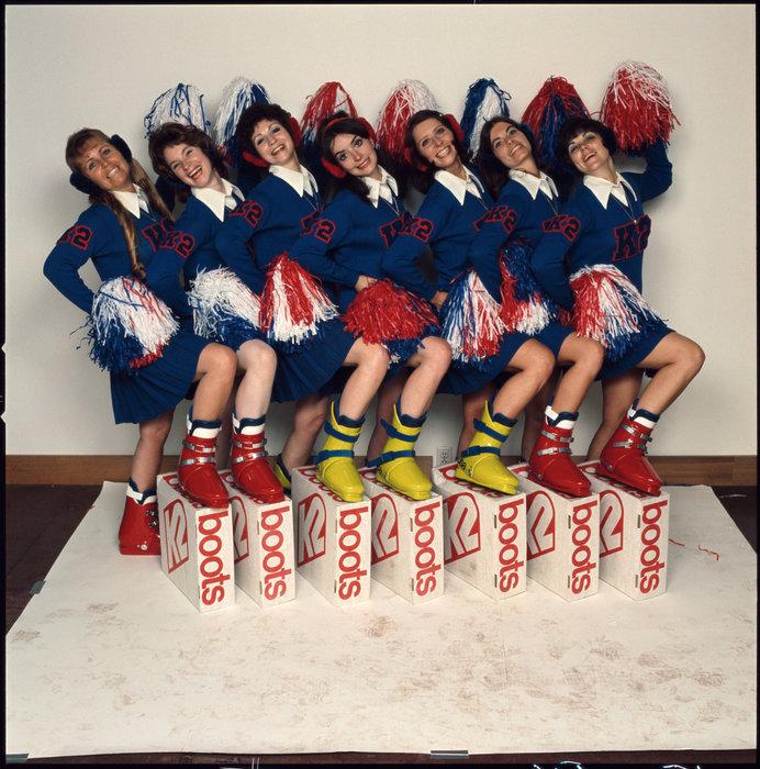 K2 Cheer Squad - © K2