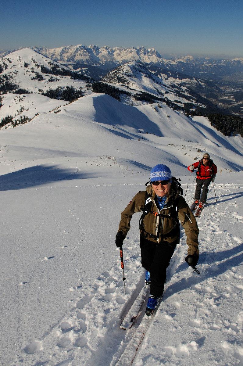 Skitour auf das Brechhorn - © Nobert Eisele-Hein