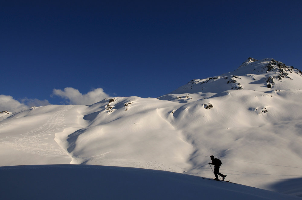 Skitour auf den Tristkopf - © Norbert Eisele-Hein
