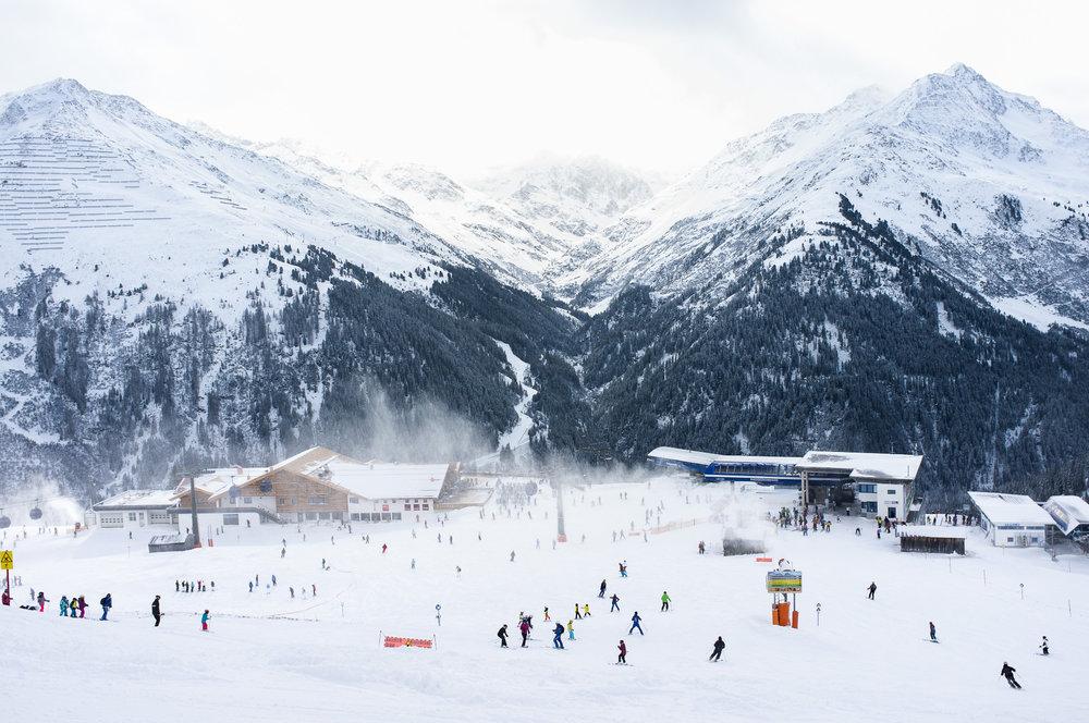 Na sjezdovkách St. Anton am Arlberg  - © Tim Bode