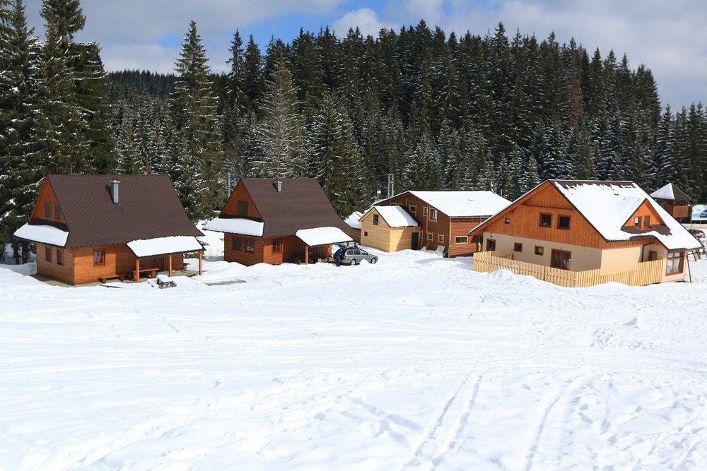 Prostredie ako z rozprávky na vás čaká v Oravskej Lesnej - © Ski Orava Snow