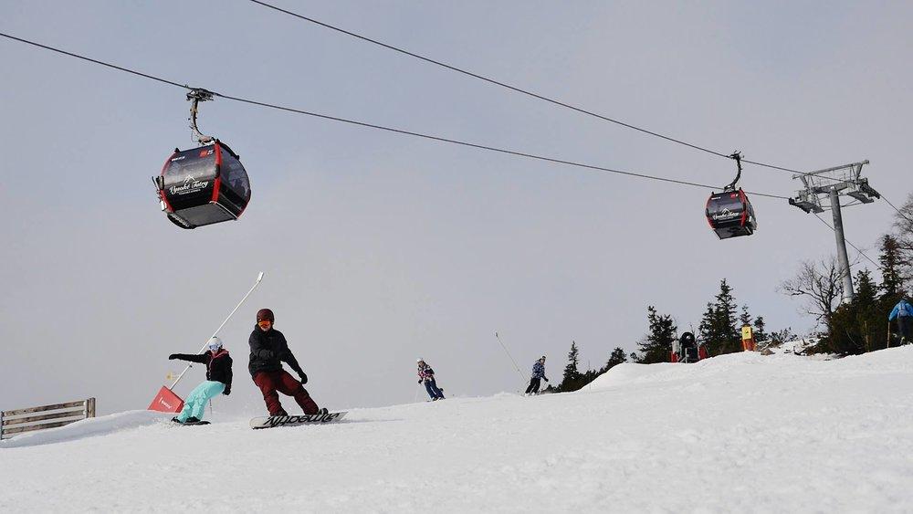 Tatranská Lomnica 2.2.2016