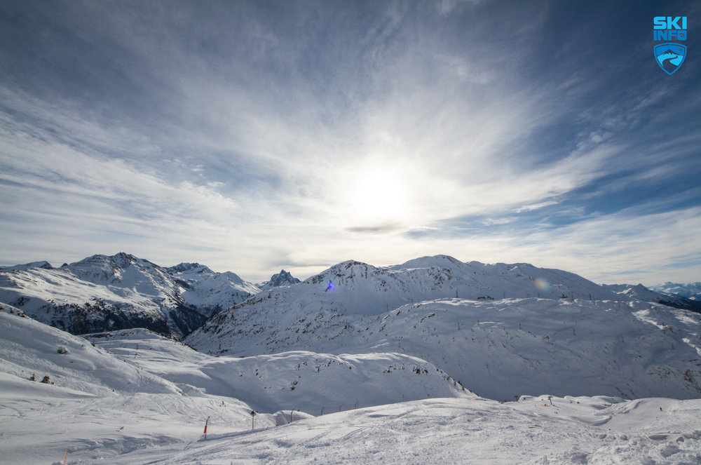 Ein Traum in weiß: Skiinfo war im Februar 2016 für zwei Tage in St. Anton am Arlberg unterwegs - © Skiinfo