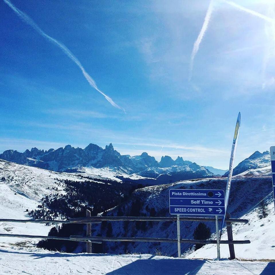Val di Fiemme, Skiarea Alpe Lusia 15.02.16 - © Val di Fiemme Facebook