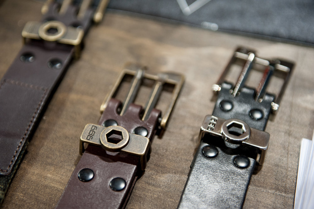 The 686 Tool Belt keeps your pants up and your snowboard in ship shape.  - © Ashleigh Miller Photography