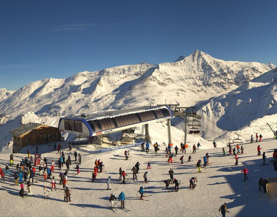 Hit the snowsure slopes of Tignes this autumn - © Tignes Tourism
