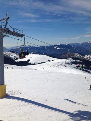 Monte Pora - Presolana - © Recensioni e foto postate dagli utenti tramite l'app di Skiinfo Neve & Sci