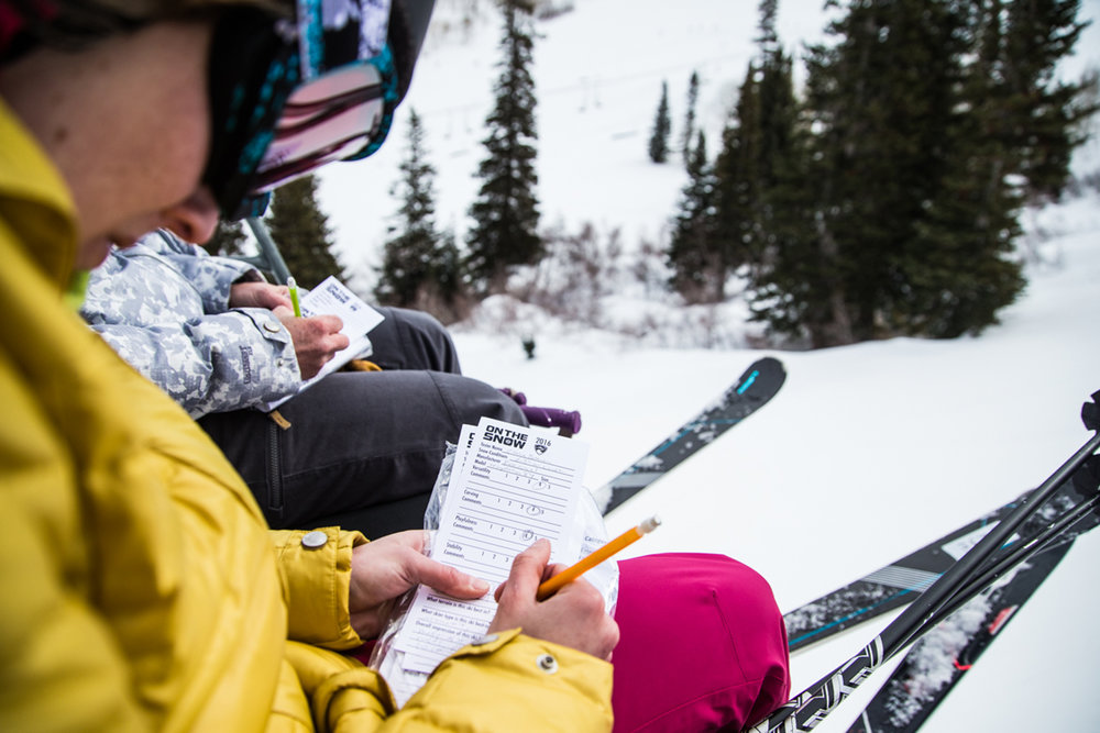 Hot laps and chairlift reviews.  - © Liam Doran