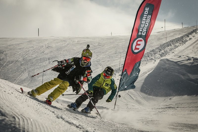 Livigno, Mottolino Freeride Cross - © Ph: Eze Urrets - Mottolino Fun Mountain