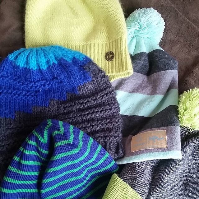 Chaos Headwear beanies: Price varies by beanie. If you weren't a hat hoarder, welcome to your new habit. Chaos Headwear makes it pretty much impossible to choose just one style, so you'll instead just have to come up with more occasions to wear them! Available at: http://chaoshats.com   - © Heather B. Fried
