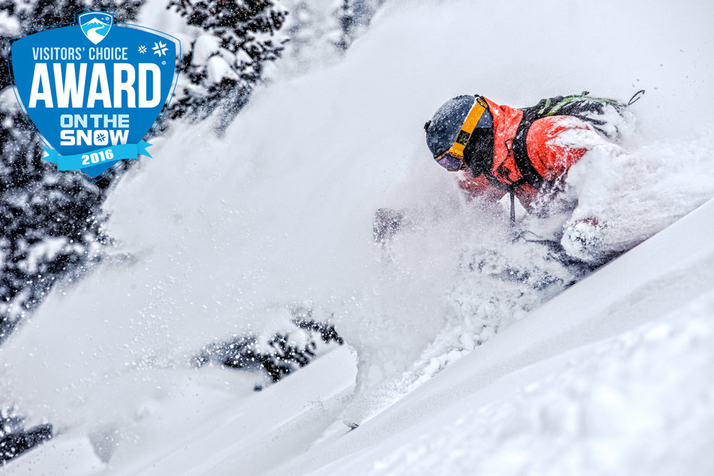 OnTheSnow 2016 Visitors' Choice Awards - © Liam Doran
