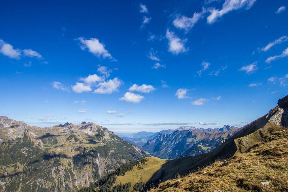 Aufstieg zur Rappenseehütte - ©Erika Spengler